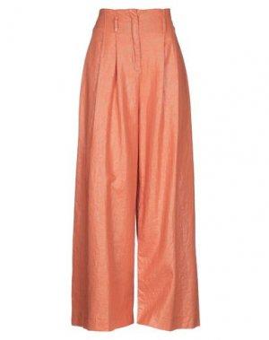 Повседневные брюки BRAND UNIQUE. Цвет: оранжевый