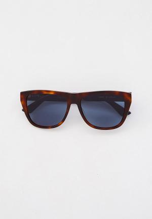 Очки солнцезащитные Gucci GG0926S. Цвет: коричневый