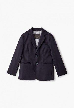 Пиджак Trussardi Junior. Цвет: черный