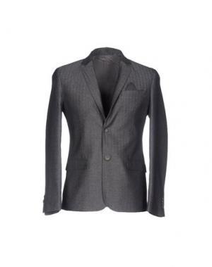 Пиджак SQUAD². Цвет: серый