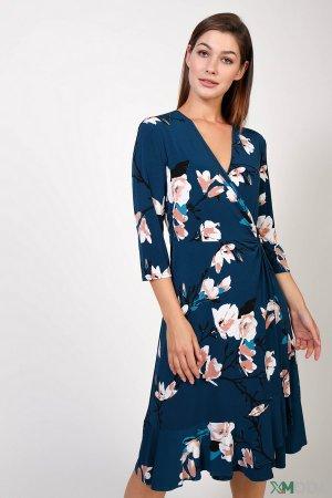 Платье Joseph Ribkoff. Цвет: синий