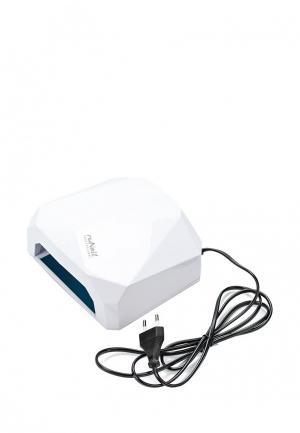 Лампа для маникюра Runail Professional ED/UV излучения 24 Вт (цвет: белый). Цвет: белый