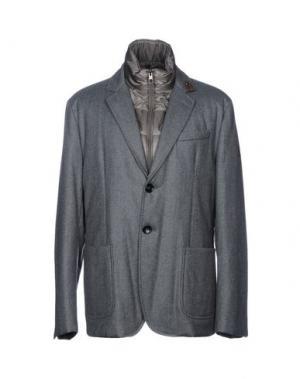 Пиджак MONTECORE. Цвет: серый