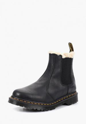 Ботинки Dr. Martens 2976 Leonore. Цвет: черный