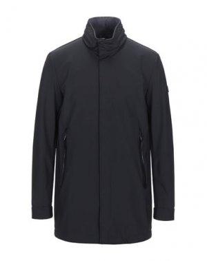 Легкое пальто HETREGO'. Цвет: черный