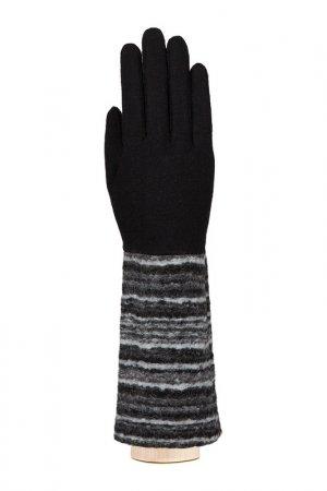 Перчатки Labbra. Цвет: черный, серый, бп