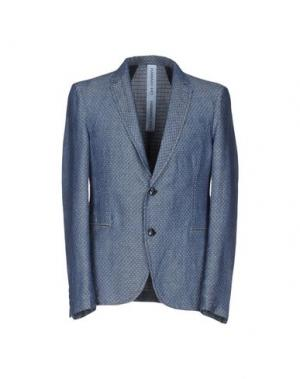 Пиджак HAMAKI-HO. Цвет: синий