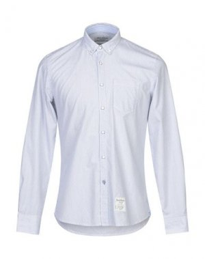 Pубашка FRED MELLO. Цвет: белый