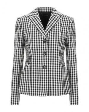 Пиджак ELIE TAHARI. Цвет: черный