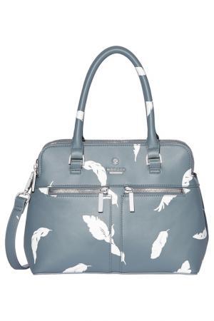 Bag Modalu. Цвет: light blue, white