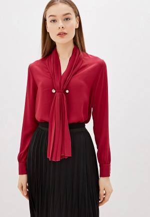 Блуза Camomilla Italia. Цвет: бордовый