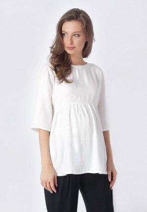 Блуза Bornsoon. Цвет: белый