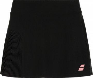Юбка-шорты женская Complete, размер 40-42 Babolat. Цвет: черный