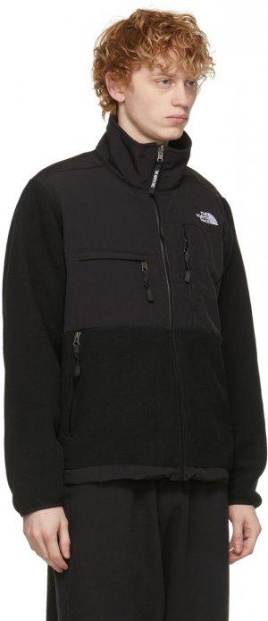 Black 95 Retro Denali Jacket The North Face. Цвет: tnf black