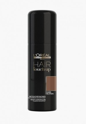 Консилер LOreal Professionnel L'Oreal Hair Touch Up, 75 мл. Цвет: коричневый