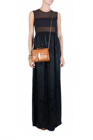 Платье GRINKO. Цвет: черный