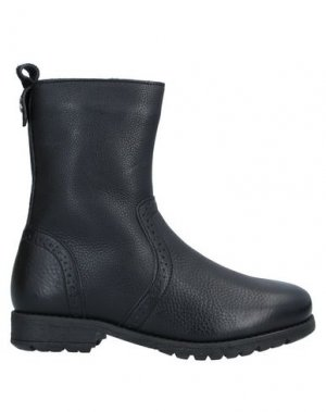 Полусапоги и высокие ботинки BISGAARD. Цвет: черный