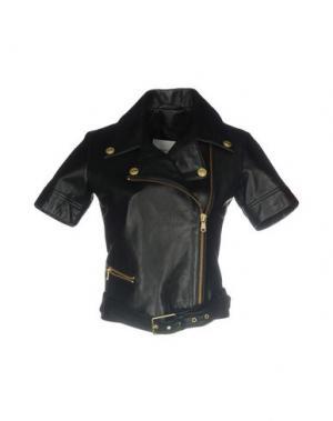 Куртка PIERRE BALMAIN. Цвет: черный