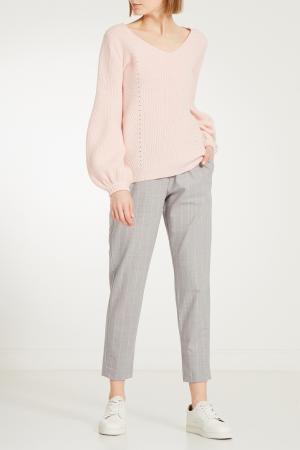 Розовый пуловер Escada