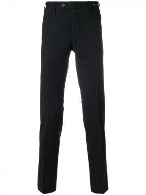 Классические брюки скинни Pt01. Цвет: черный