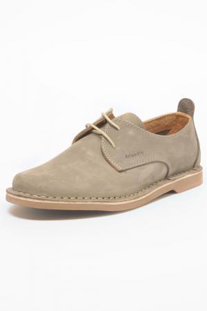 Туфли Friendly. Цвет: серый
