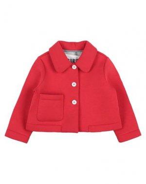 Пиджак TOURISTE. Цвет: красный
