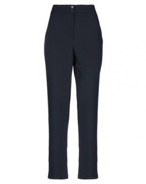 Повседневные брюки BARBARA LEBEK. Цвет: темно-синий