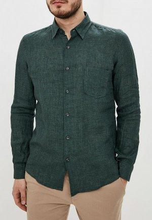 Рубашка Adolfo Dominguez. Цвет: зеленый