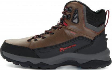 Ботинки утепленные мужские Matterhorn, размер 46 Outventure. Цвет: коричневый