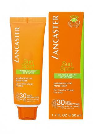 Крем солнцезащитный Lancaster Sun Sport для лица  30 SPF, 50 мл. Цвет: прозрачный