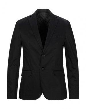 Пиджак HERITAGE. Цвет: черный