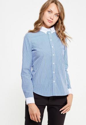 Рубашка Bestia. Цвет: синий