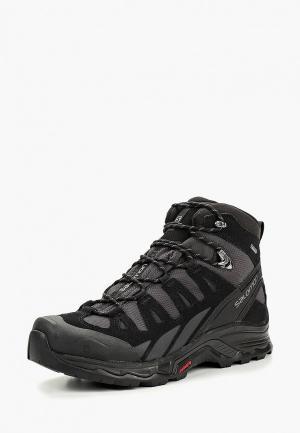 Ботинки трекинговые Salomon QUEST PRIME GTX®. Цвет: черный