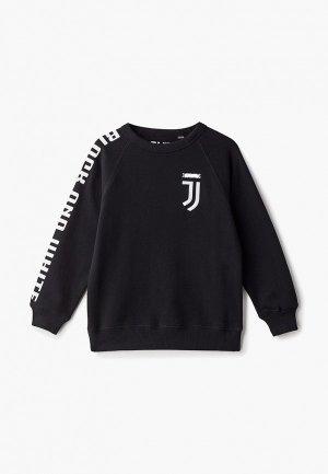 Свитшот Atributika & Club™ FC Juventus. Цвет: черный