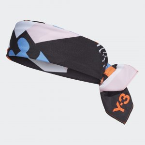 Бандана Y-3 by adidas. Цвет: разноцветный