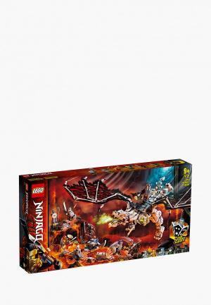 Конструктор LEGO Skull Sorcerers Dragon. Цвет: разноцветный