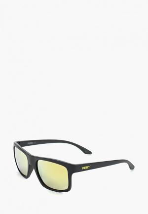 Очки солнцезащитные PUMA PE0008S003. Цвет: черный