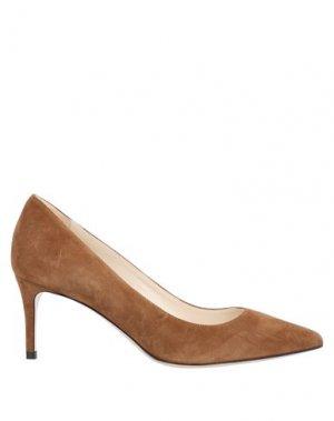 Туфли DEIMILLE. Цвет: коричневый