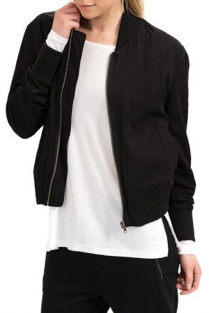 Куртка TRUEPRODIGY. Цвет: черный