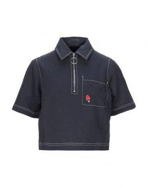 Pубашка LAZY OAF. Цвет: темно-синий