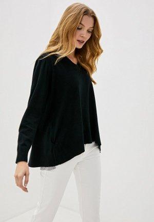 Пуловер Bluoltre. Цвет: черный