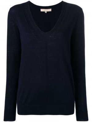 Пуловер свободного кроя Vanessa Bruno. Цвет: синий