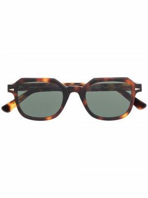 Солнцезащитные очки Rue Saint Dominique Ahlem. Цвет: коричневый