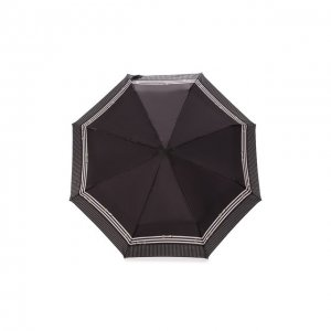 Складной зонт Doppler. Цвет: чёрный