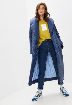 Куртка утепленная Doctor E. Цвет: синий