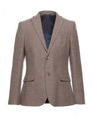 Пиджак JOHN BARRITT. Цвет: хаки