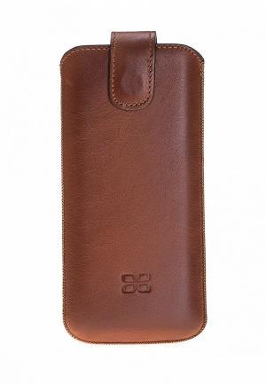 Чехол для телефона Bouletta Samsung Galaxy S9 Plus MultiCase. Цвет: коричневый