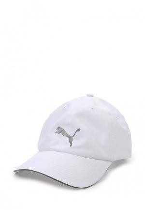 Бейсболка PUMA Unisex Running Cap III. Цвет: белый