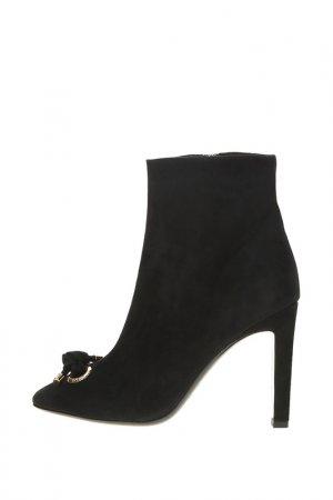 Ботильоны Dior. Цвет: черный