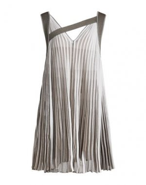 Короткое платье VIONNET. Цвет: белый